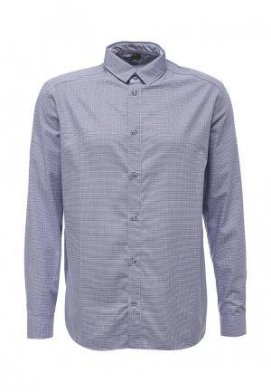 Рубашка RPS. Цвет: синий