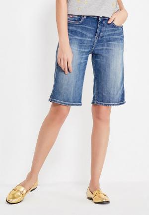 Шорты джинсовые H.I.S. Цвет: синий
