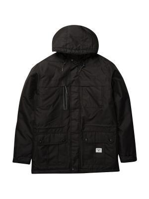 Куртка ALVES JACKET (FW17) BILLABONG. Цвет: черный