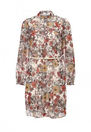 Платье adL. Цвет: разноцветный
