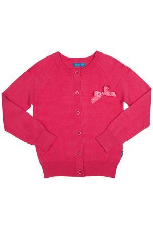 Жакет Button Blue. Цвет: розовый