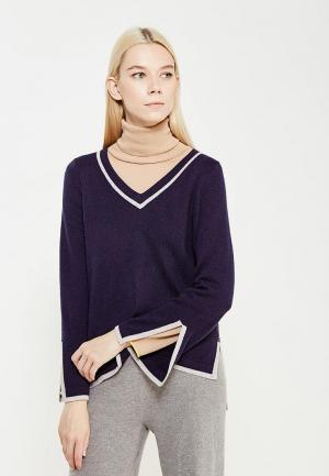 Пуловер Pennyblack. Цвет: синий