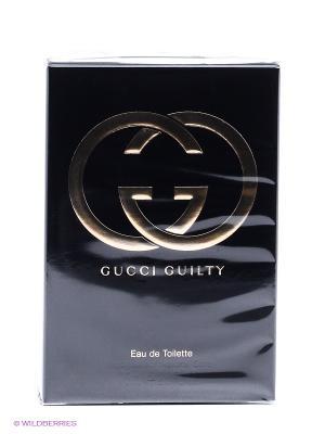 Gucci Guilty Ж Товар Туалетная вода 75 мл. Цвет: прозрачный