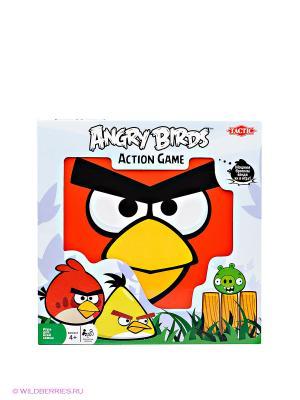 Игра  Angry Birds Tactic Games. Цвет: белый