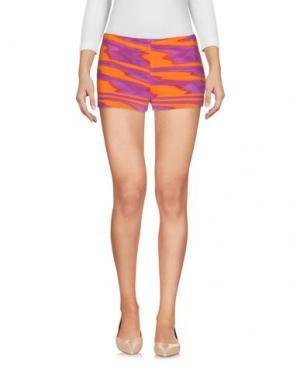 Повседневные шорты MISSONI. Цвет: оранжевый
