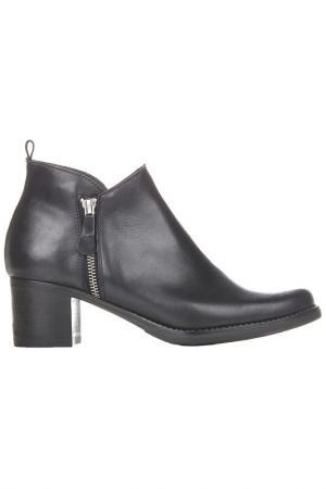 Ботинки EVA LOPEZ. Цвет: черный