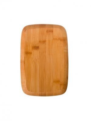 Гринвуд Доска разделочная бамбук 23х15х1,0см H-1553 Vetta. Цвет: бежевый
