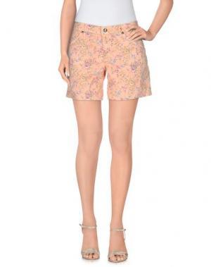 Повседневные шорты ROŸ ROGER'S. Цвет: лососево-розовый