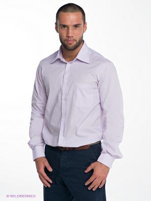 Рубашка RETIEF. Цвет: сиреневый