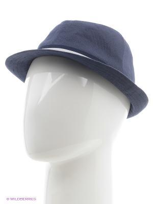 Шляпа Oodji. Цвет: индиго