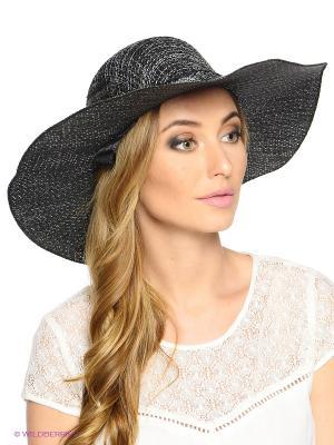 Шляпа FOMAS. Цвет: темно-серый