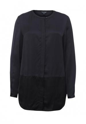 Блуза Armani Jeans. Цвет: синий