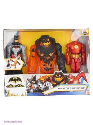 Игровой набор Бэтмен и Флеш BATMAN VS SUPERMAN. Цвет: синий, зеленый, серый, красный