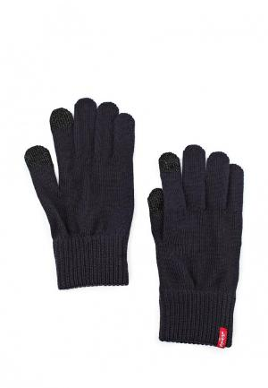 Перчатки Levis® Levi's®. Цвет: синий
