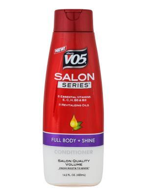 Профессиональный кондиционер для волос Conditioner Salon Series FULL BODY VO5. Цвет: белый
