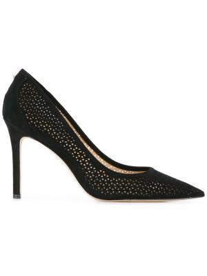 Туфли с вырезными деталями Sam Edelman. Цвет: чёрный
