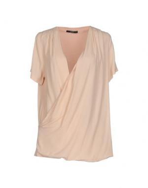 Блузка G.SEL. Цвет: светло-розовый