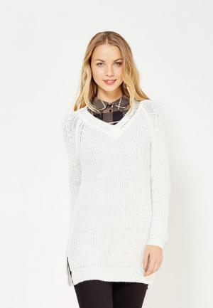 Пуловер Tom Farr. Цвет: белый