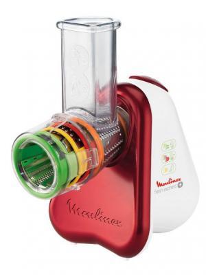 Измельчитель электрический Moulinex DJ755G32 150Вт серебристый. Цвет: серый