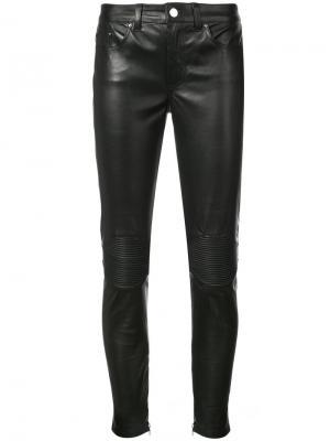 Biker skinny trousers Amiri. Цвет: чёрный