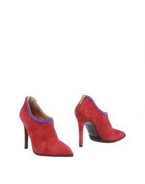 Ботинки FIORANGELO. Цвет: пурпурный