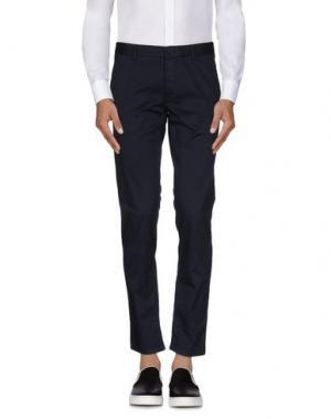 Повседневные брюки BASICON. Цвет: темно-синий