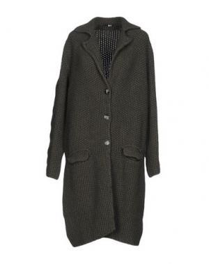 Легкое пальто B.YU. Цвет: зеленый-милитари
