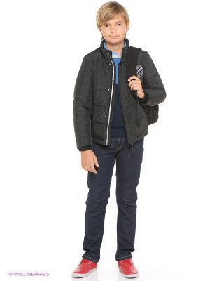 Куртка Tommy Hilfiger. Цвет: черный