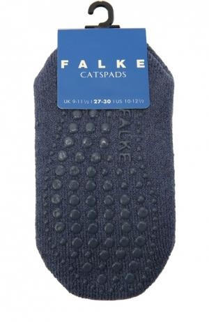 Носки Catspads Falke. Цвет: голубой