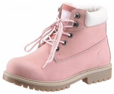 Ботинки Otto. Цвет: розовый