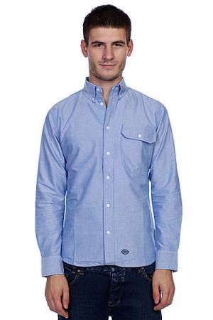 Рубашка  Oxford Light Blue Dickies. Цвет: голубой