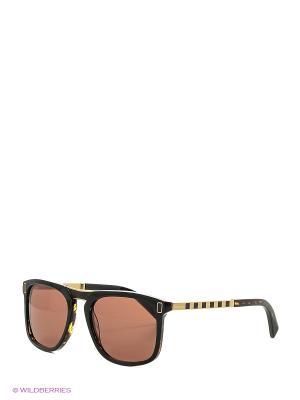 Солнцезащитные очки BLD 1622 101 Baldinini. Цвет: черный