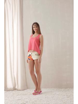 Комплект одежды RELAX MODE. Цвет: светло-бежевый