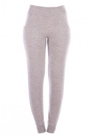 Спортивные брюки WET PAINT. Цвет: серый