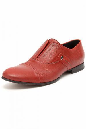 Туфли Alberto Guardiani. Цвет: красный
