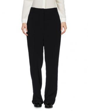 Повседневные брюки RIKA by ULRIKA LUNDGREN. Цвет: черный