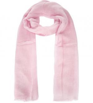 Розовый палантин из вискозы FRAAS. Цвет: розовый