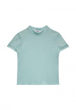 Блуза AnyKids. Цвет: мятный