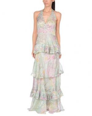 Пляжное платье MISS BIKINI. Цвет: светло-зеленый