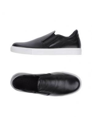 Низкие кеды и кроссовки MR.HARE. Цвет: черный