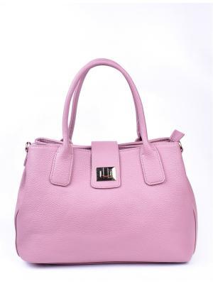 Сумка RENEE KLER. Цвет: розовый