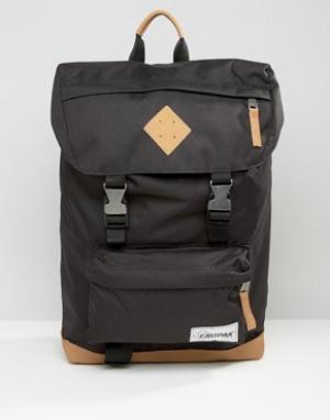 Eastpak Черный рюкзак Rowlo. Цвет: черный