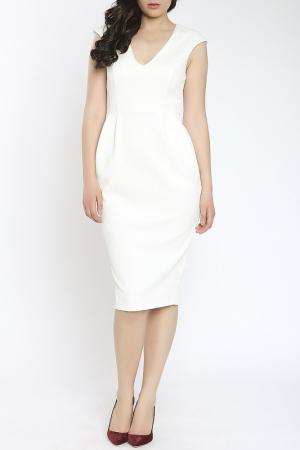 Платье Bellissima. Цвет: белый