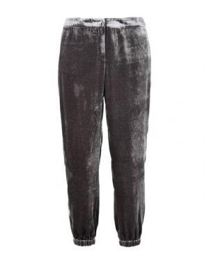 Повседневные брюки GIORGIO GRATI. Цвет: серый