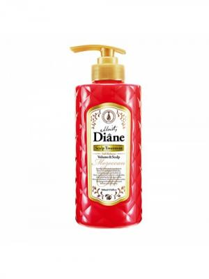 Бальзам Diane Volume & Scalp. Объём и уход за кожей головы. Moist Series. Цвет: красный
