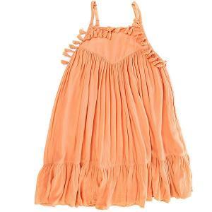 Платье детское  No Hassel Nectar Billabong. Цвет: оранжевый