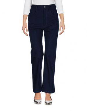 Джинсовые брюки DAMIR DOMA. Цвет: синий