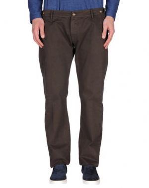 Повседневные брюки TRUE NYC.. Цвет: хаки