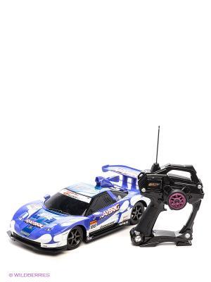 Р/у машина HONDA NSX SUPER AULDEY. Цвет: синий, черный