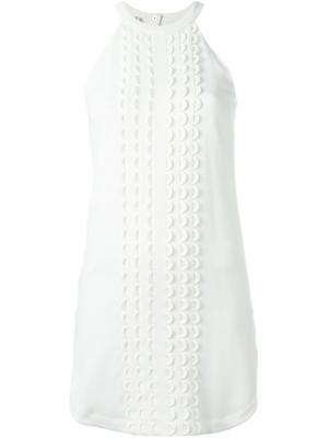 Платье без рукавов A.L.C.. Цвет: белый